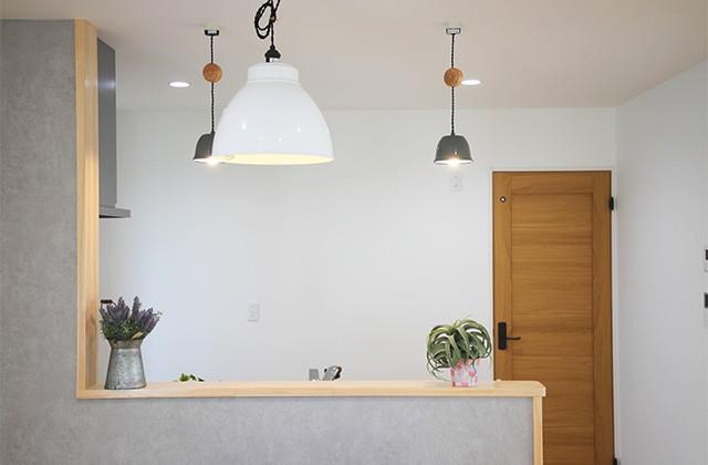 北欧の雰囲気を感じる優しい色あいが心地よい平屋 - 建築事例 - デザインカフェスタジオ