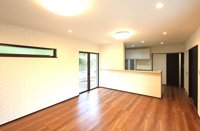 バリアフリー仕様の二世帯住宅は和風で優しいお家 - 建築事例 - デザインカフェスタジオ