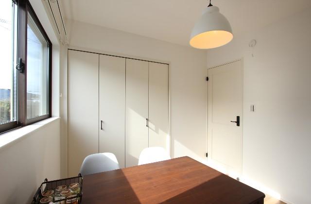 洋室 建築事例 デザインカフェスタジオ