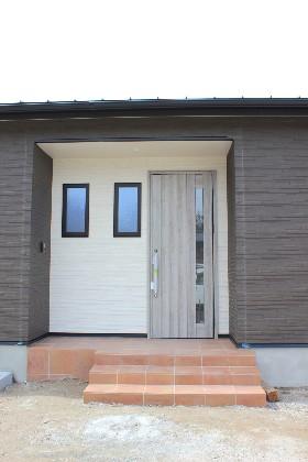 玄関 建築事例 デザインカフェスタジオ