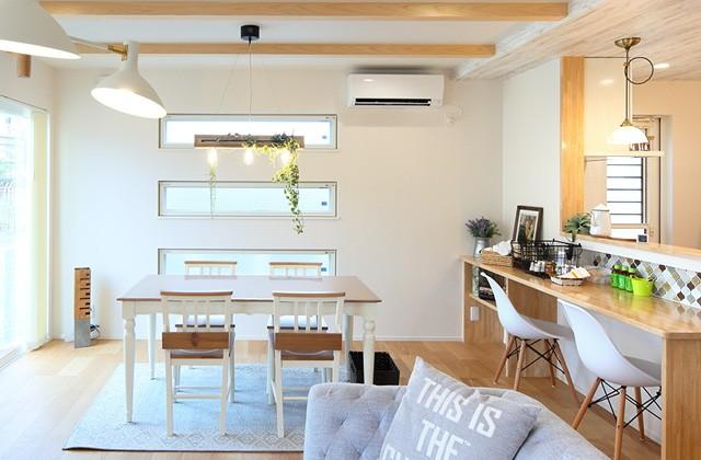 鹿児島でかわいいカフェの家 | デザインカフェスタジオ