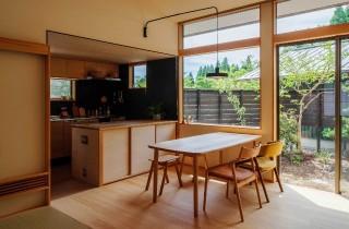 ダイニングキッチン - 「二つの屋根の家」(鹿児島市) - ベガハウスの建築事例