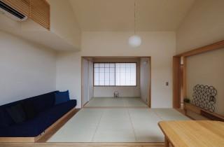 和室 - 「二つの屋根の家」(鹿児島市) - ベガハウスの建築事例