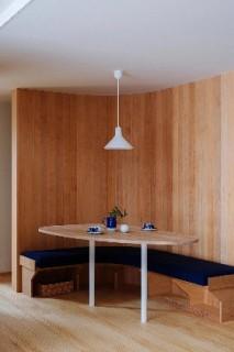 ソファダイニング - 「うけつぐ、光と緑」(鹿児島市) - ベガハウスの建築事例