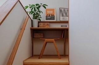 階段スペース - 「うけつぐ、光と緑」(鹿児島市) - ベガハウスの建築事例