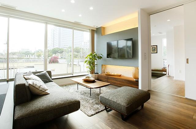 アイフルホーム 鹿児島市与次郎にて「家族の時間も1人の時間も大切にできる家」を公開中