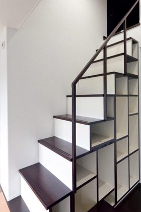 アイフルホーム 階段収納