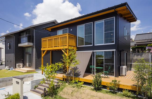 Bino鹿児島 2階建てでも平屋のように暮らす平屋×2の家 (鹿児島市大明丘)