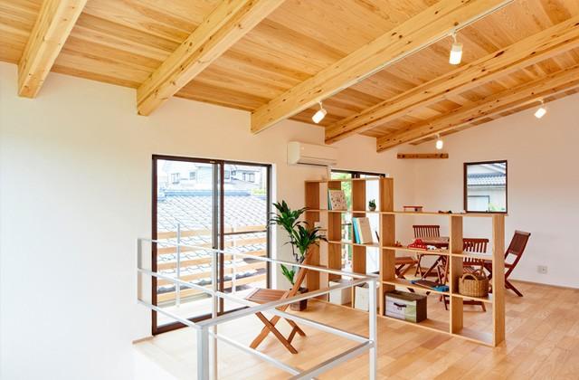 桜島が見える2階 - グッドホームかごしま 明和モデル