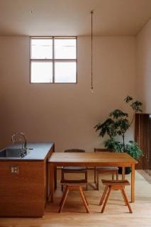 キッチン・ダイニング - 「光の回る家」(姶良市) - ベガハウスの建築事例
