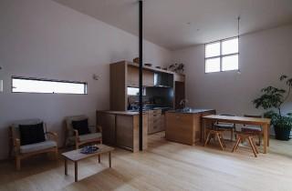LDK - 「光の回る家」(姶良市) - ベガハウスの建築事例