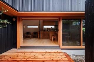 ウッドデッキ - 「光の回る家」(姶良市) - ベガハウスの建築事例
