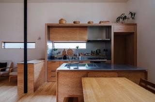 キッチン - 「光の回る家」(姶良市) - ベガハウスの建築事例