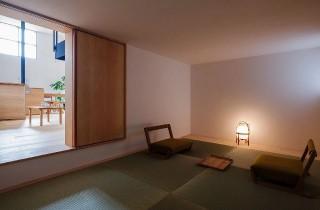 和室 - 「光の回る家」(姶良市) - ベガハウスの建築事例