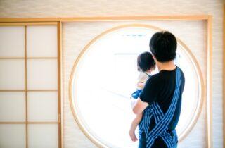 和室 暮らしやすさと趣味を共存させた 成長見守る健やかな家