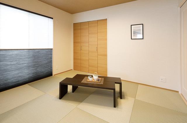 和室 平佐分譲モデルハウス (薩摩川内市)