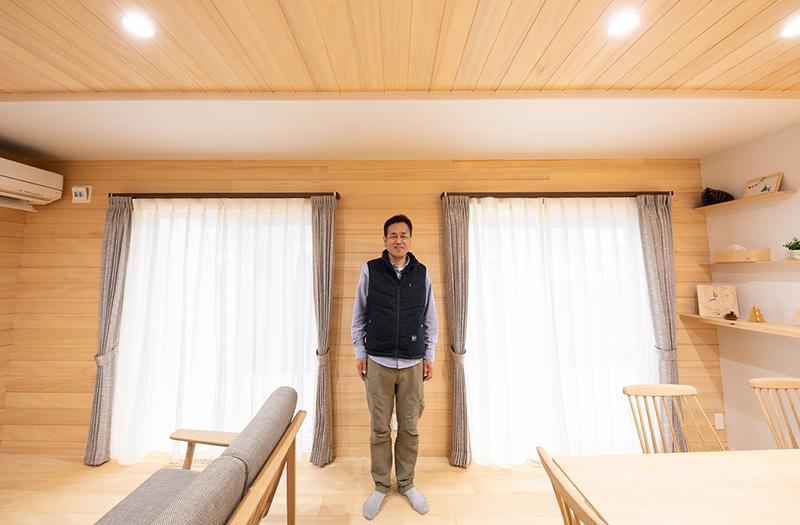 竹下社長の家づくりの信念