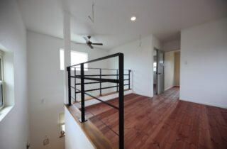 2階 - かわいい見た目だけじゃない塗り壁&第2のリビングになる土間のある家 - 施工事例 - JMC