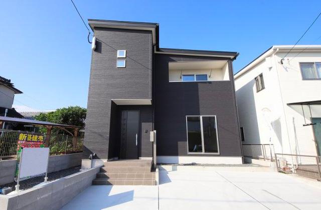 国分中央2丁目2B 4LDK 新築一戸建住宅 かえるホームの建売住宅【2階建】
