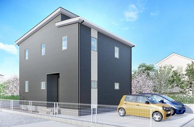 隼人住吉3B 5LDK 新築一戸建住宅 かえるホームの建売住宅【2階建】