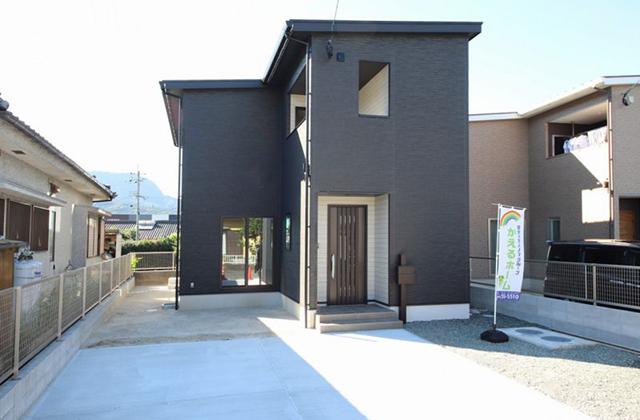 かえるホーム 姶良平松 新築一戸建「子育て世代におすすめの立地 新築2階建て」(姶良市)