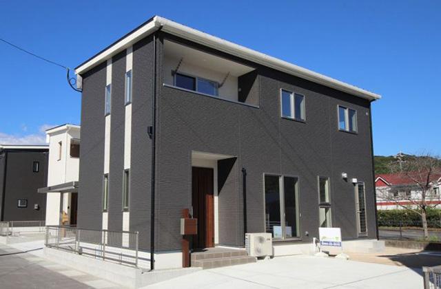 かえるホーム 東餅田13B 5LDK 新築一戸建住宅 かえるホームの建売住宅【2階建】