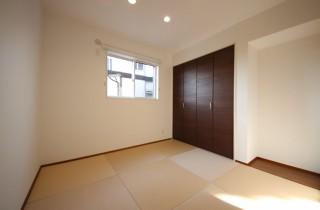 和室 - 建築実例 かえるホーム