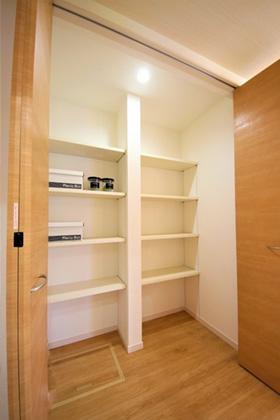 収納 - 建築実例 かえるホーム