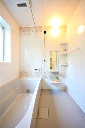 バスルーム - 建築実例 かえるホーム