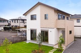 霧島市国分松木町 ヤマサハウスの建売住宅【2階建て】