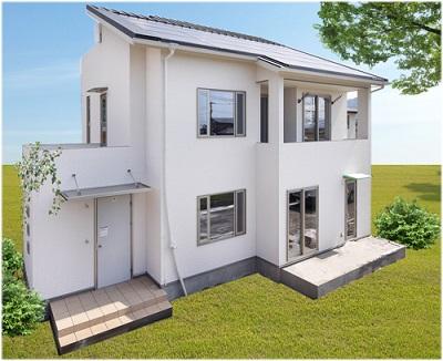 七呂建設 国分モデルハウス