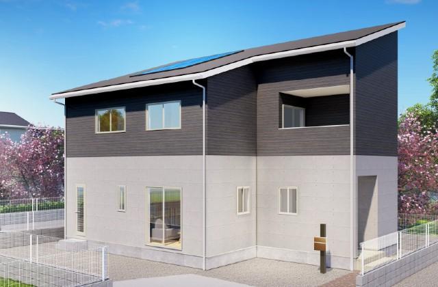 国分ハウジング 姶良展示場 2階建てモデル「カジュアル・モダン 全館空調システムの家」(姶良市)