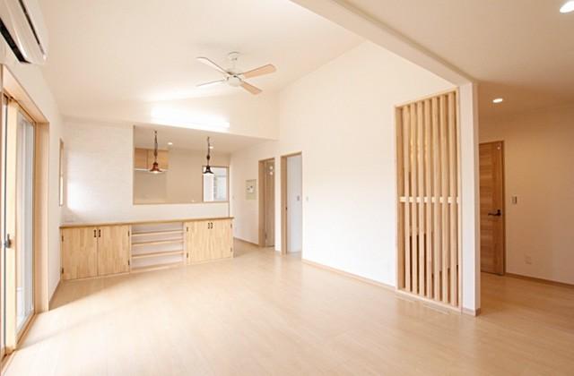 国分ハウジング 建築事例 ZEH仕様の高気密・高断熱住宅で快適生活を実現