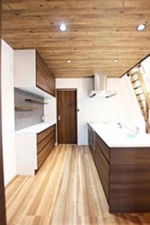 国分ハウジング 建築事例 キッチン