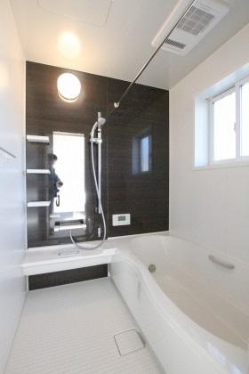 国分ハウジング 建築事例 バスルーム