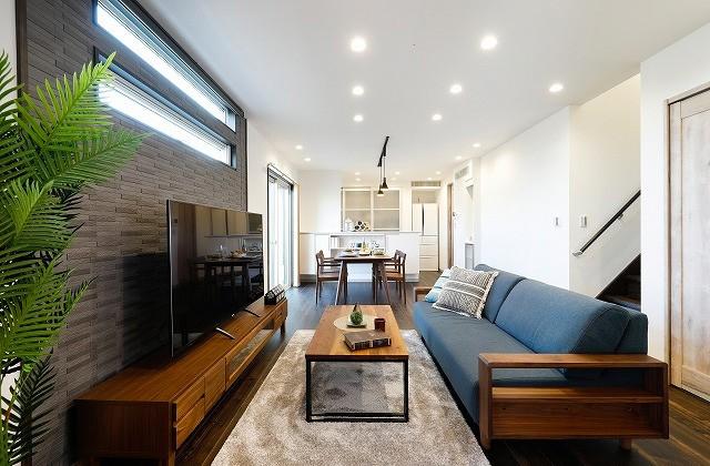 国分ハウジング アイリスガーデン吉野モデル「エアコン一台で一年中快適な全館空調システム搭載の家」