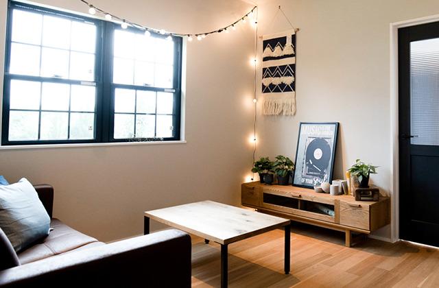 姶良モデルハウス【NOIR ノアール】「鹿児島由来の自然素材で自分らしくいられるかっこいいお家」(姶良市)