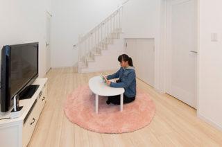 子供室 - スキップフロア+平屋で2階建感覚で暮らせるアイデアプランの平屋 - 建築事例 - ヤマダレオハウス