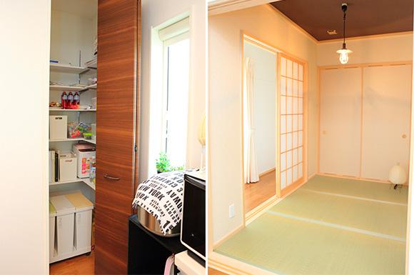 和室 - 大好きなインテリアに囲まれながら暮らす標準仕様なのに高性能で快適な家 - 建築事例 - レオハウス