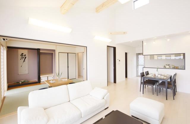 レオハウス鹿屋住宅展示場 2階建てモデルハウス (大浦町)