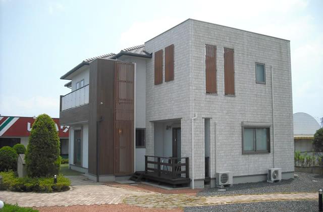 2階建て - レオハウス鹿屋住宅展示場 2階建てモデルハウス (大浦町)