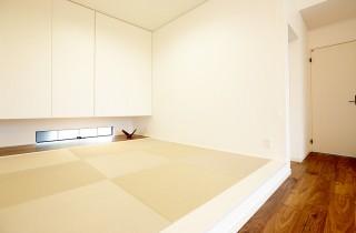 万代ホーム 小上がりの畳スペース