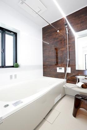 万代ホーム バスルーム