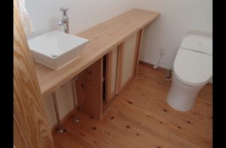 トイレ 建築事例 マル川建設