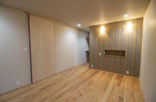 洋室 建築事例 マル川建設