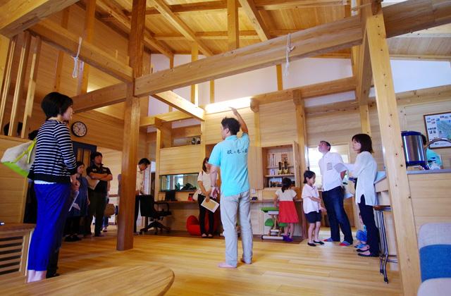 もみの木の家で開催される住環境セミナー