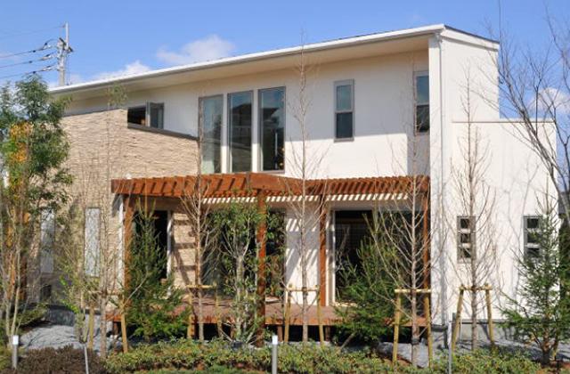 KTS住宅フェア Air Vertモデルハウス「家族の健康に、地球の環境に優しい家」(鹿児島市) 丸和建設