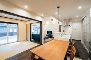 LDK+和室 - 丸和建設 建築事例
