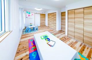 子供部屋 - 丸和建設 建築事例