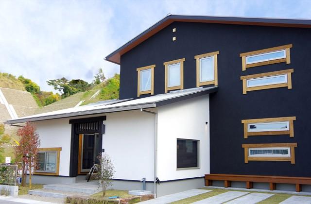 丸和建設 皇徳寺南くらら台「日本美モダン」モデルハウス